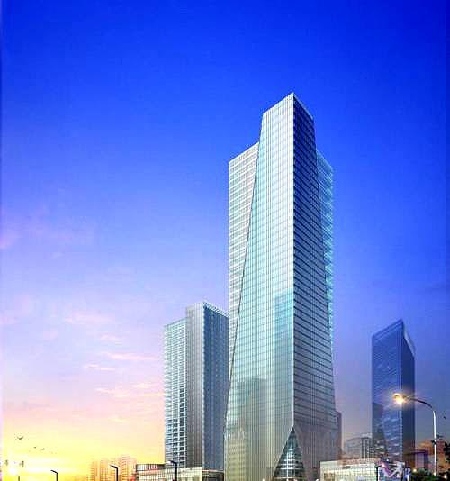 开启长沙超高层时代 湖南第一高楼今日奠基